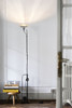 Toio floor lamp matte black