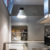 Light Bell Ceiling Pendant in a White finish | FLOS USA