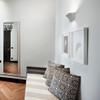 Pochette Up & Down LED in Chrome Grey or White