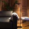 Tab Floor LED Lamp 90° Rotatable Head