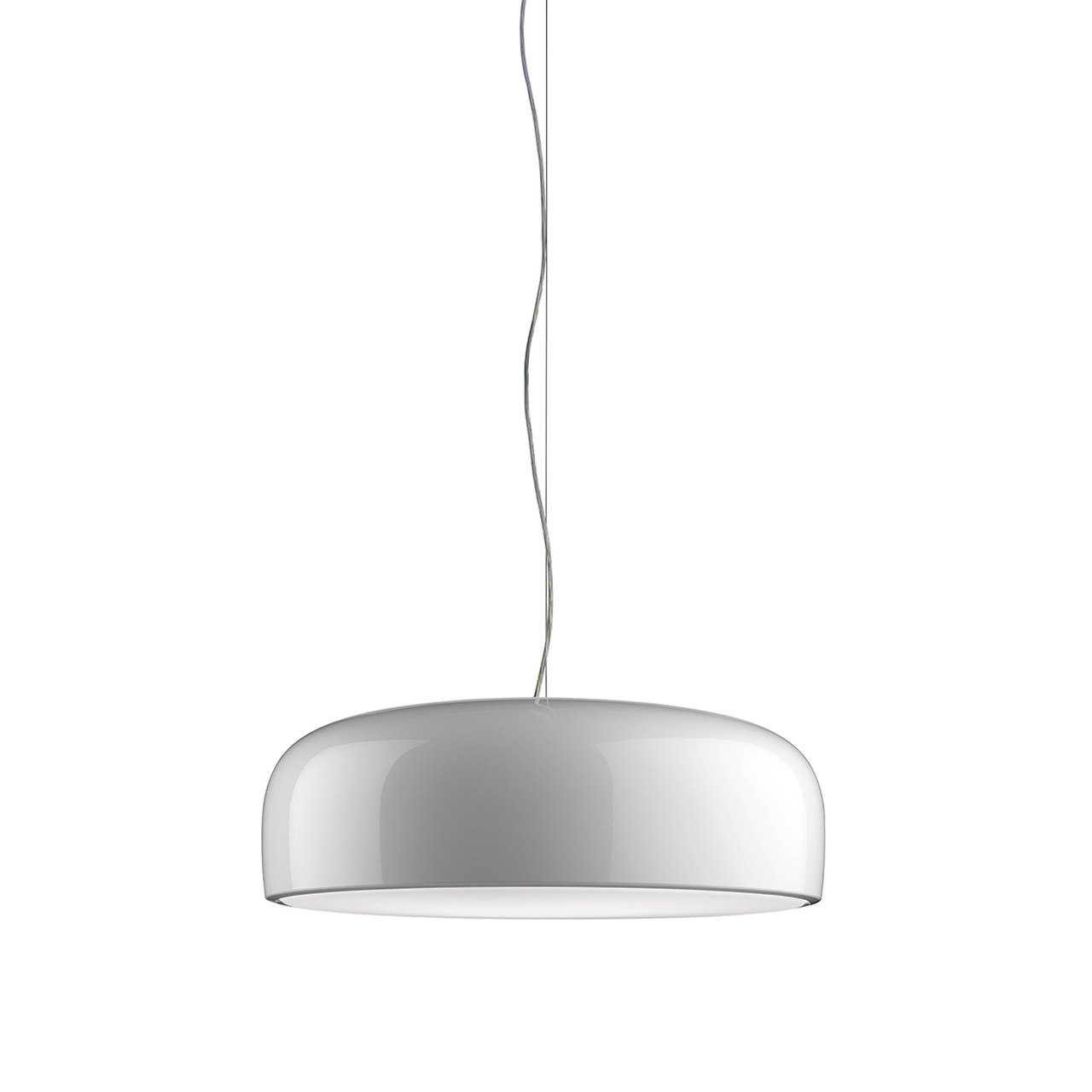 [WLLP_2054]   Smithfield S Suspension Modern Pendant Lamp in LED and Halogen   FLOS USA   T3 Light Fixture Wiring Diagram      FLOS USA