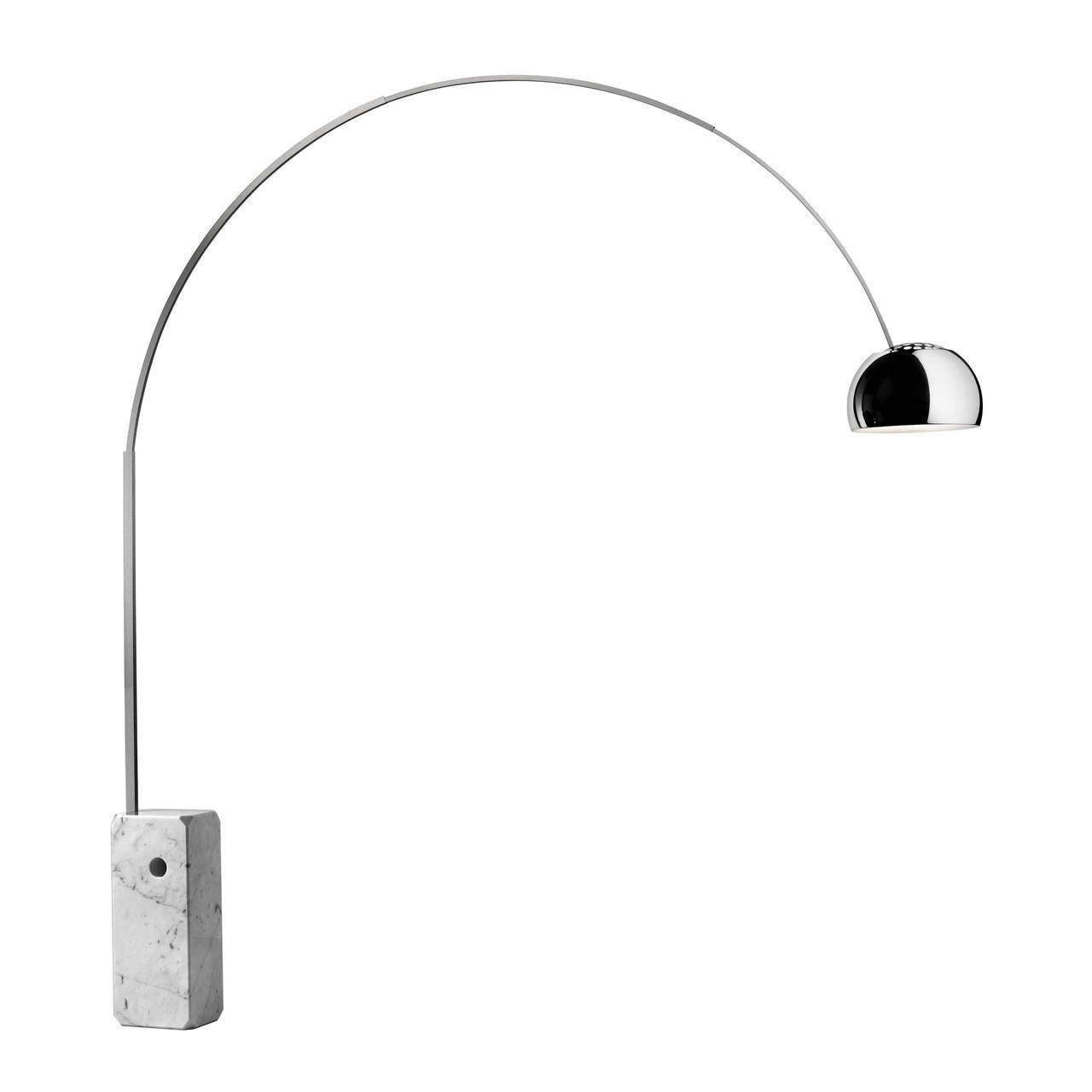 Arco Modern Floor Lamp 1960 S Series By Achille