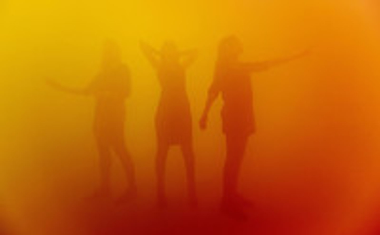 YellowBluePink by Ann Veronica Janssens at The Wellcome Collection