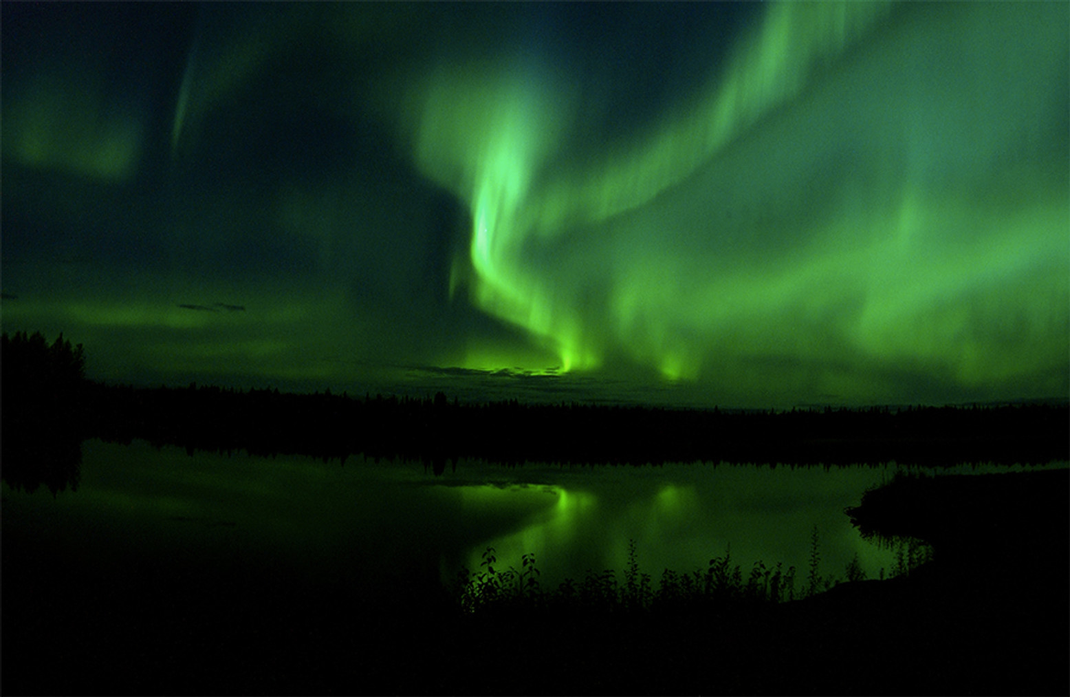 Natural Inspiration: Aurora Borealis Lights | Light Show