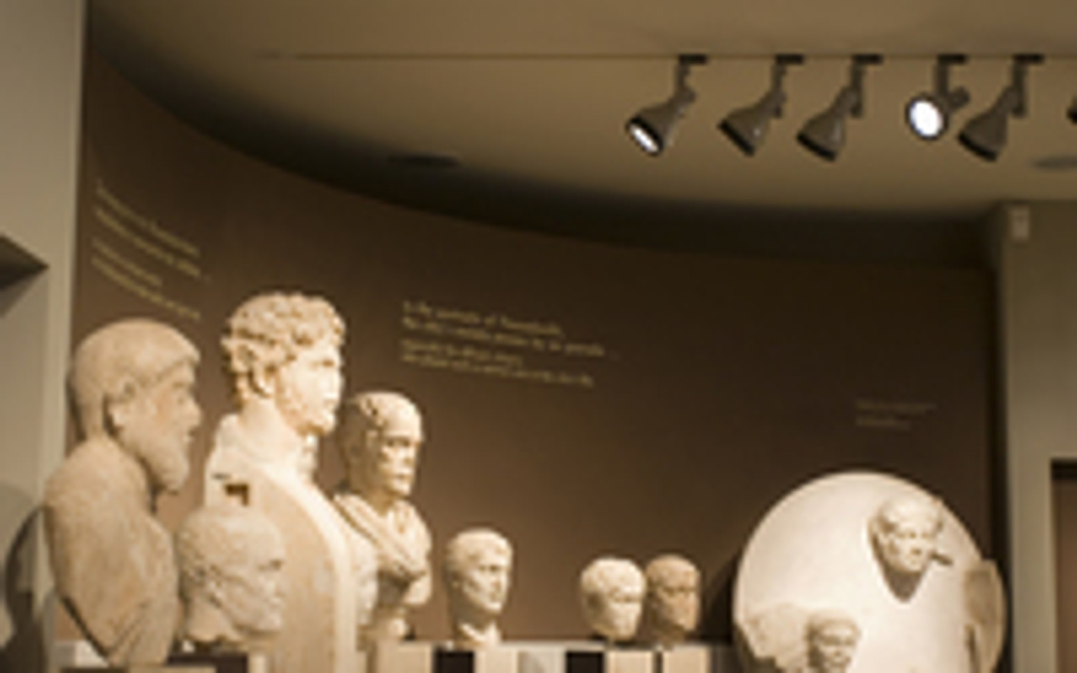 Modern Lighting Fixture - Light at the Museum