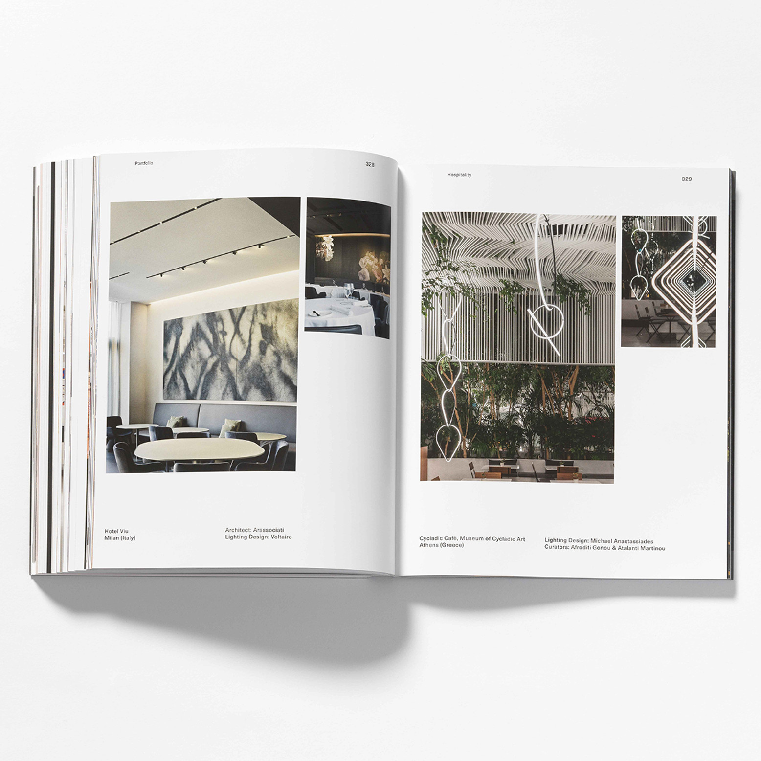 Elements of Light :  A brand book with a twist