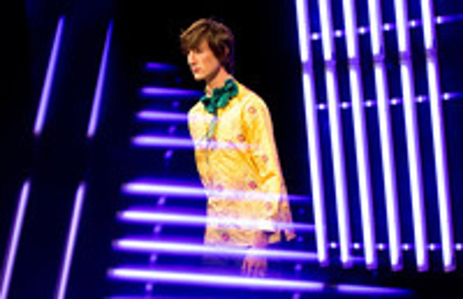 Fashion Week Illuminated | Amazing Lights in Fashion Shows