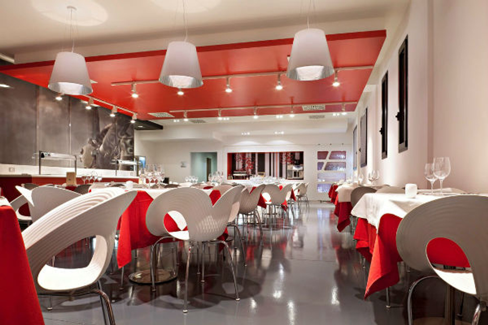 Modern Restaurant Lighting That Will Amaze You