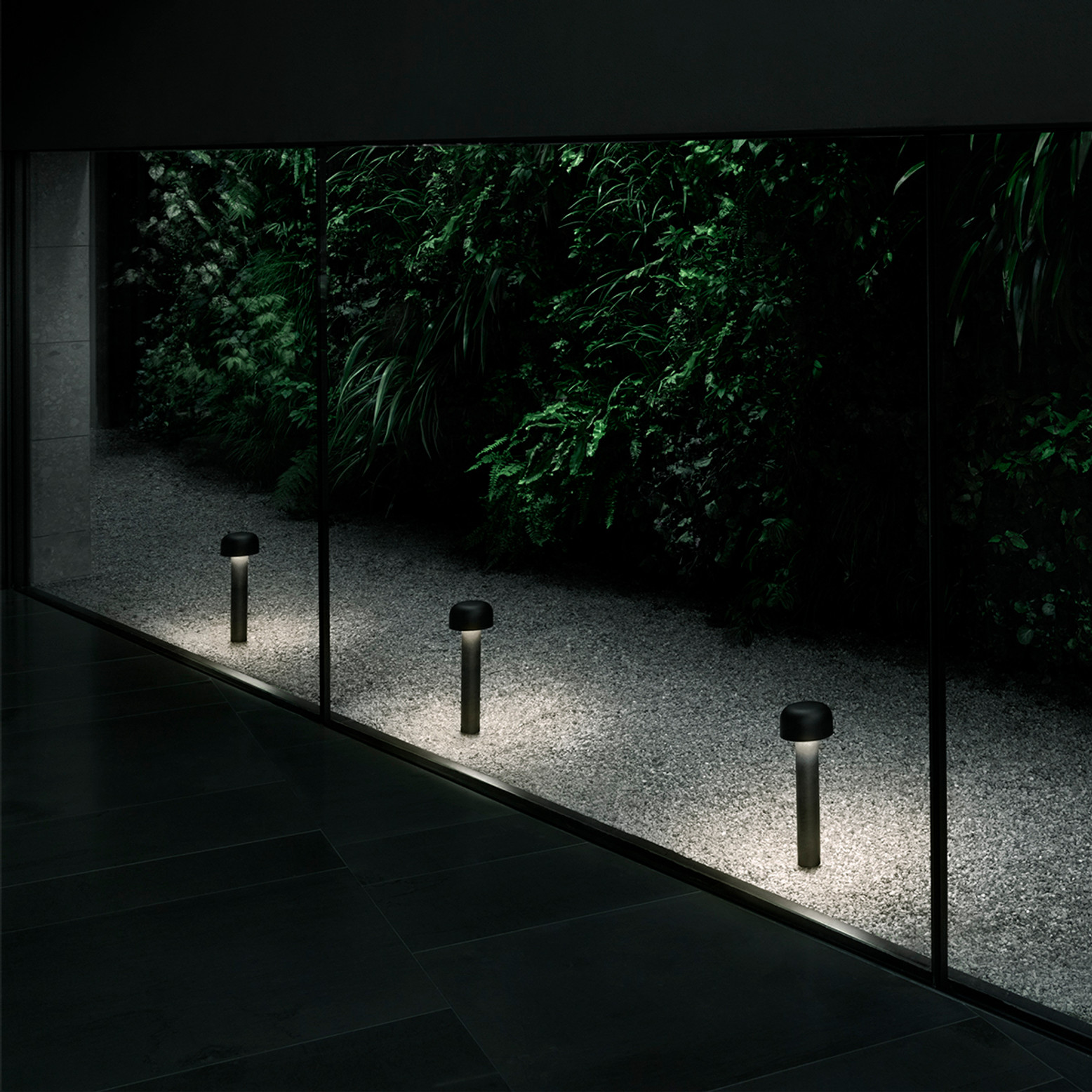 Illuminate Your Exteriors Space With Contemporary Outdoor Lighting Fixtures Flos Usa Inc