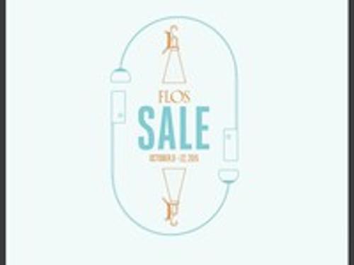 FLOS Annual Fall Sale 2015