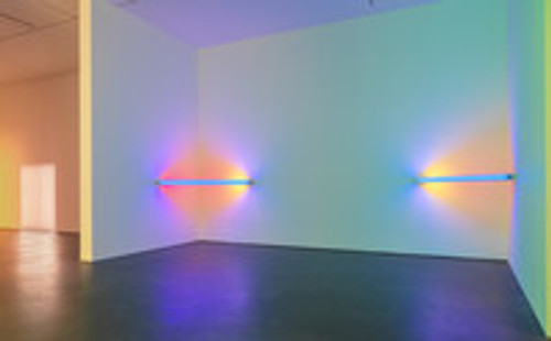 Light as Art: Corners, Barriers and Corridors by Dan Flavin
