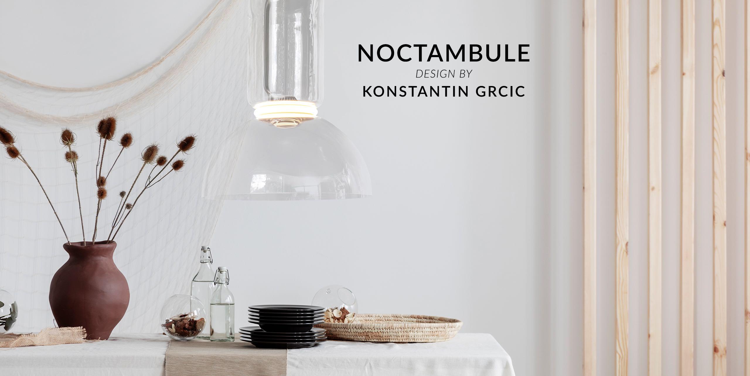 modern pendant lamp noctambule