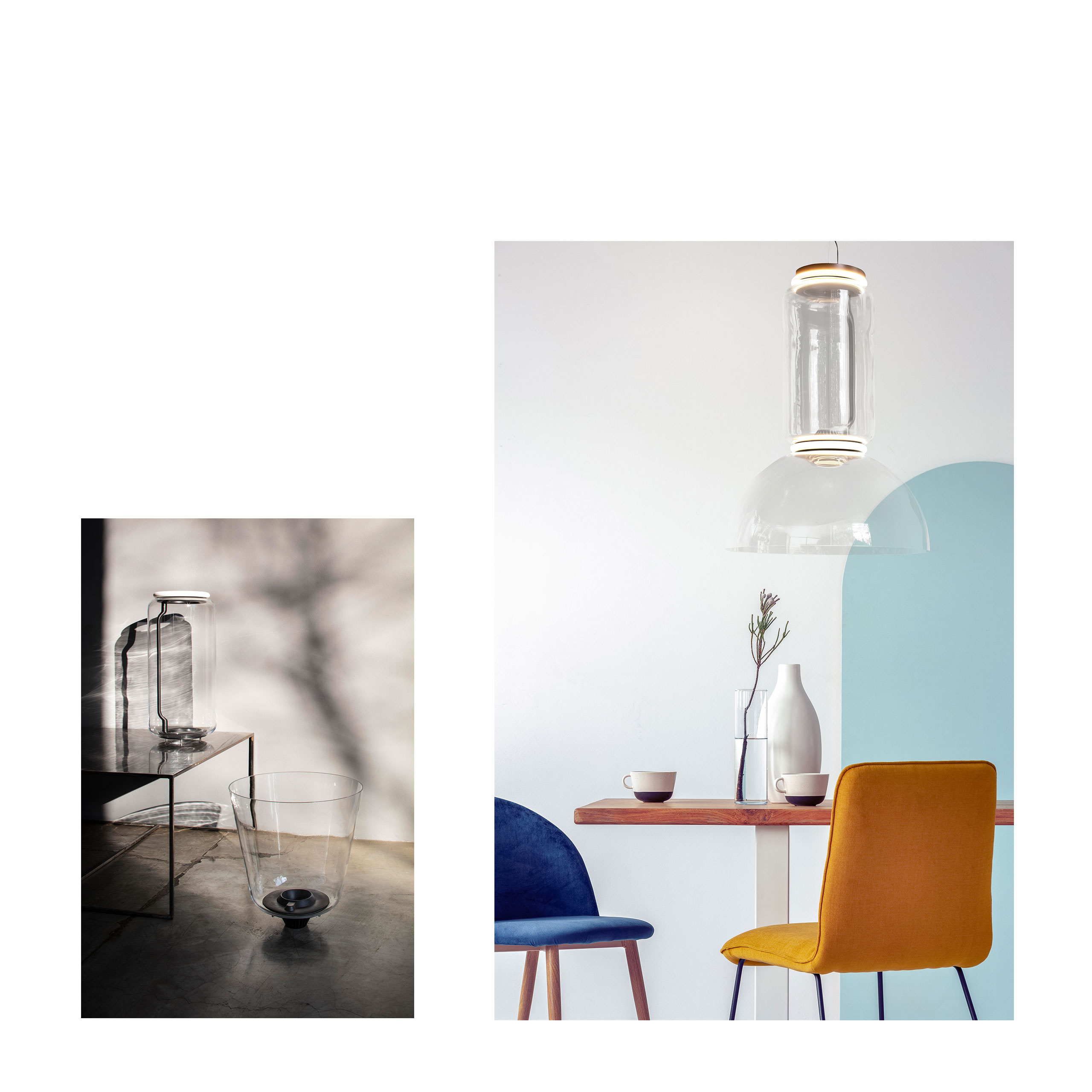 Noctambule lamp by konstantin grcic flos usa