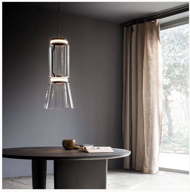 Noctambule Modern Hanging Lamps - Dining Room