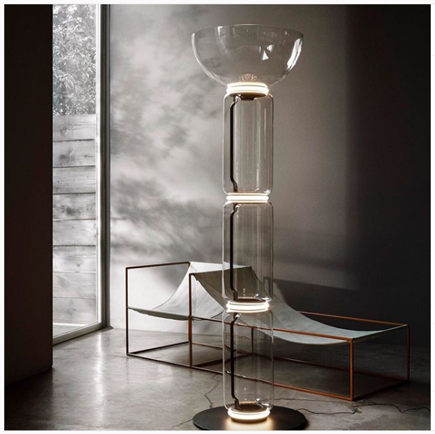 Noctambule Floor Lamp - Living Room Lighting