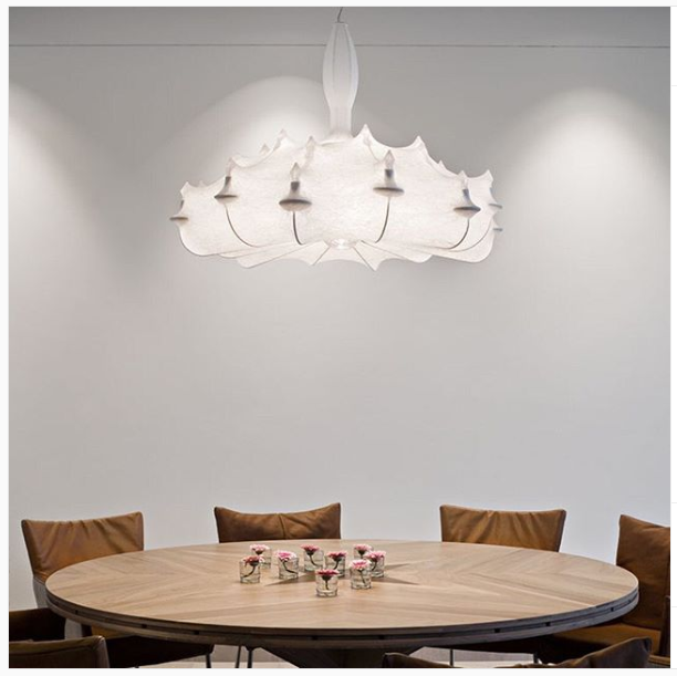 Zeppelin Modern Hanging Lamps Dining Room
