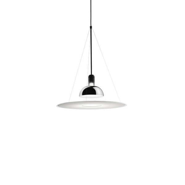 Frisbi Modern Pendant Light By Achille Castiglioni Flos Usa