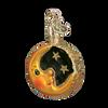 Mini Glass Halloween Ornaments moom