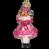 Clara Glass Ornament Glass Ornament Back