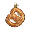 Pretzel Glass Ornament
