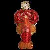 Lobster Glass Ornament
