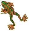 Cloisonne Frog Ornament - Golden bottom