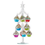 Miniature Tree with Ornaments