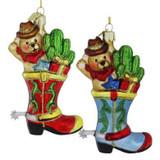 Western - Cowboy Theme Ornaments