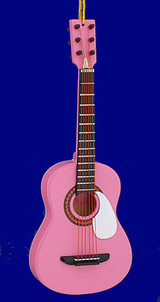 Acoustic Guitar, Ukulele Ornaments, Gifts