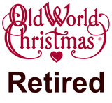 Sale - Retired Old World Christmas Ornaments