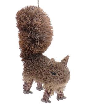 Fun Woodland Buri Animals Squirrel Ornament Side Front