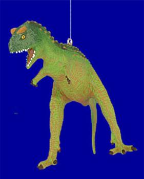 Carnotaurus Dinosaur Ornament Break Resistant inset
