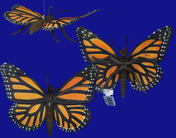Monarch Butterfly Ornament inset