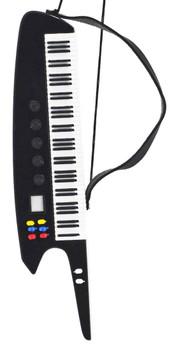 Mini Synthesizer Ornament w/Shoulder Strap