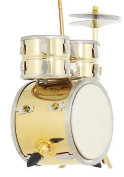 Mini Drum Set Ornament right side