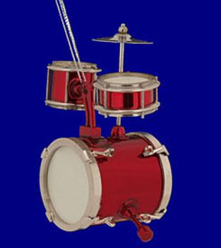 jr drum set ornament inset