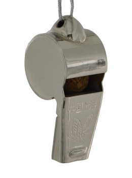 Mini Whistle Ornament for Band or Coach