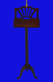 Sheet Music Stand Ornament