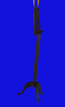 Sheet Music Stand Ornament side view