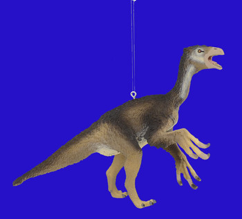 "Beipiasaurus Dinosaur Ornament, 4 1/2 x 7 3/4"", break resistant #SL7610"