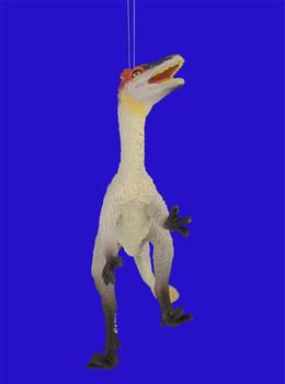 dilong dinosaur ornament inset