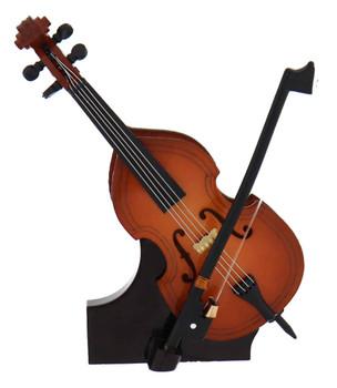 Mini Upright Bass Gift Set, 4 pc - Bass Fiddle front