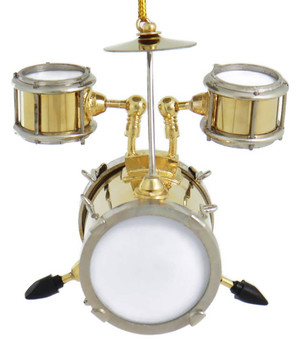 Mini Jr Drum Set Ornament