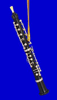 Oboe Ornament Mini Oboe 3.375 Small