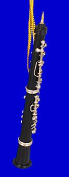 Oboe Ornament Mini Oboe 3.375 Small inset