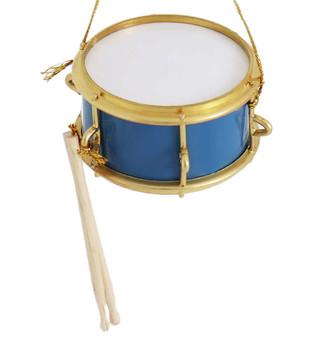 Mini Snare Drum Ornament