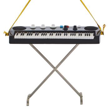 Mini Keyboard Ornament w/legs