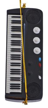 Mini Keyboard Ornament w/legs top
