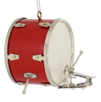 Mini Bass Drum Ornament
