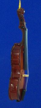 Cello Ornament Mini Cello 5 Wood Large inset